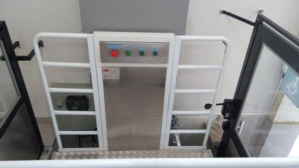 Elevador para cadeira de rodas preço