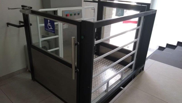 Rampa de acessibilidade preço